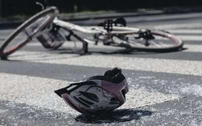 Wypadek drogowy odszkodowanie dla rowerzystki v ciężarówka UK