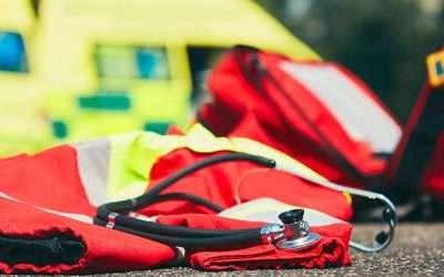 Pieszy ranny w wypadku drogowym otrzymał £100,000