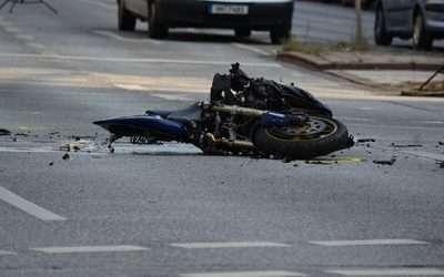 Ponad milion funtów odszkodowania dla motocyklisty